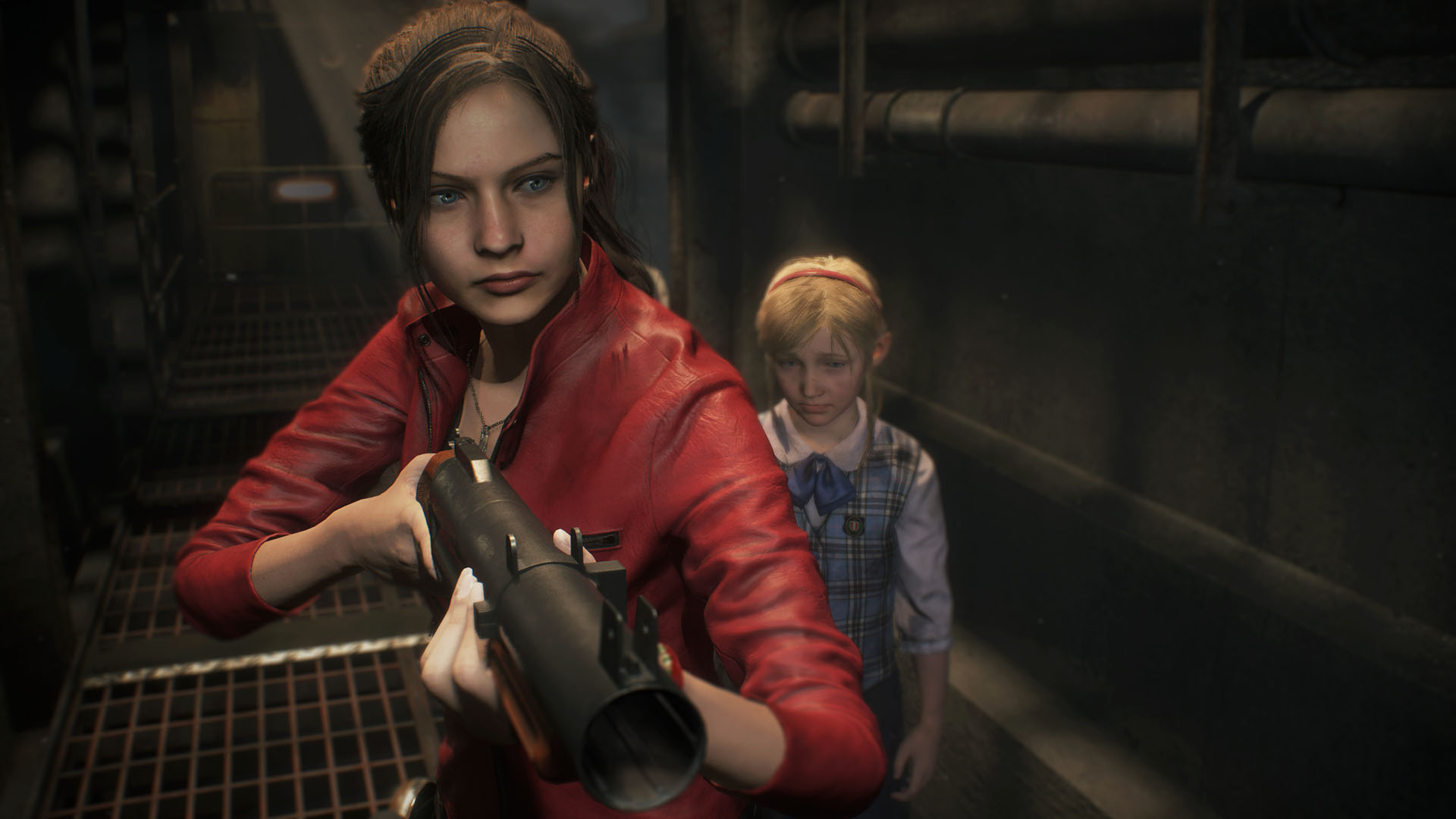 Normal grand resident evil claire redfield