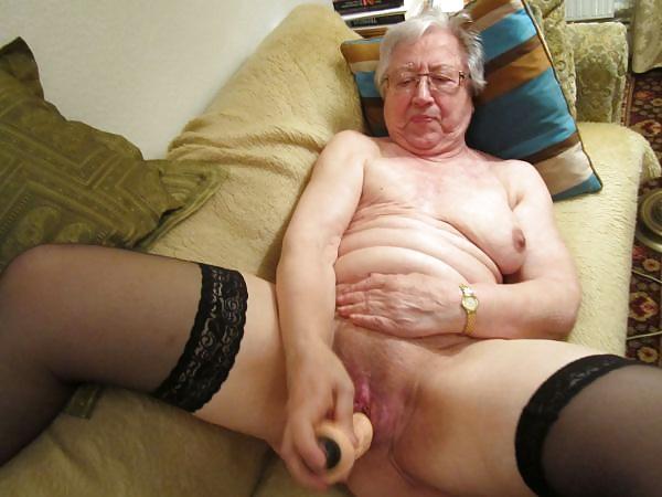 Hairy aged granny pics