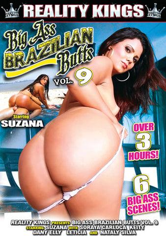 Big booty porn dvd