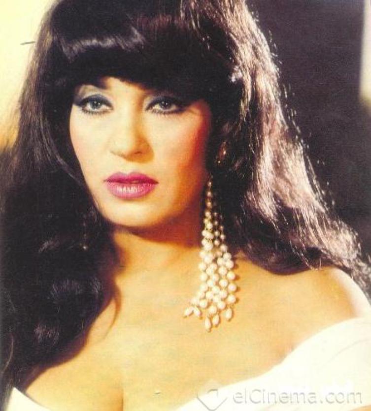 Arab actress fifi abdo