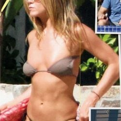 Has jennifer aniston ever done a nude scene