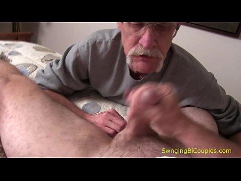 My son sucked my dick