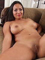 Beautiful naked mexican women