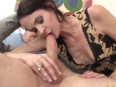 Mature wet orgasm