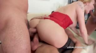 Legalporno belle claire triple stucked gio anal