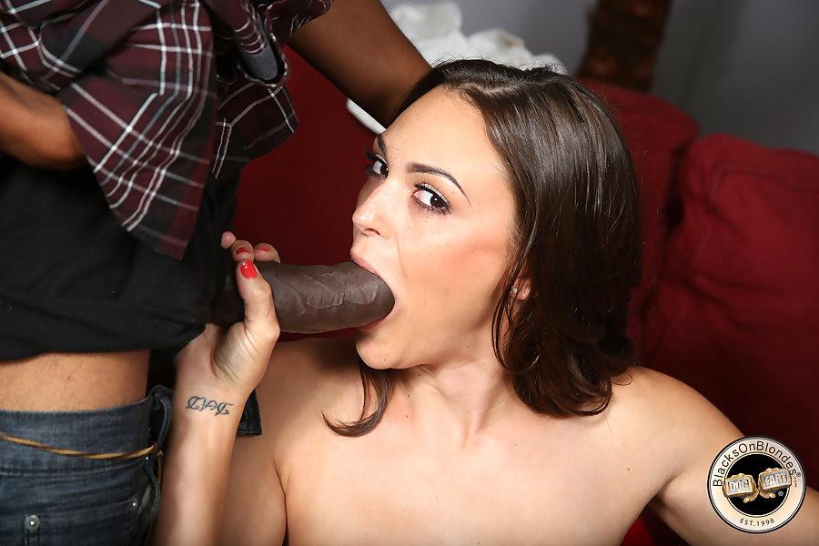 Olivia wilder gets her fuckholes filled with black dicks