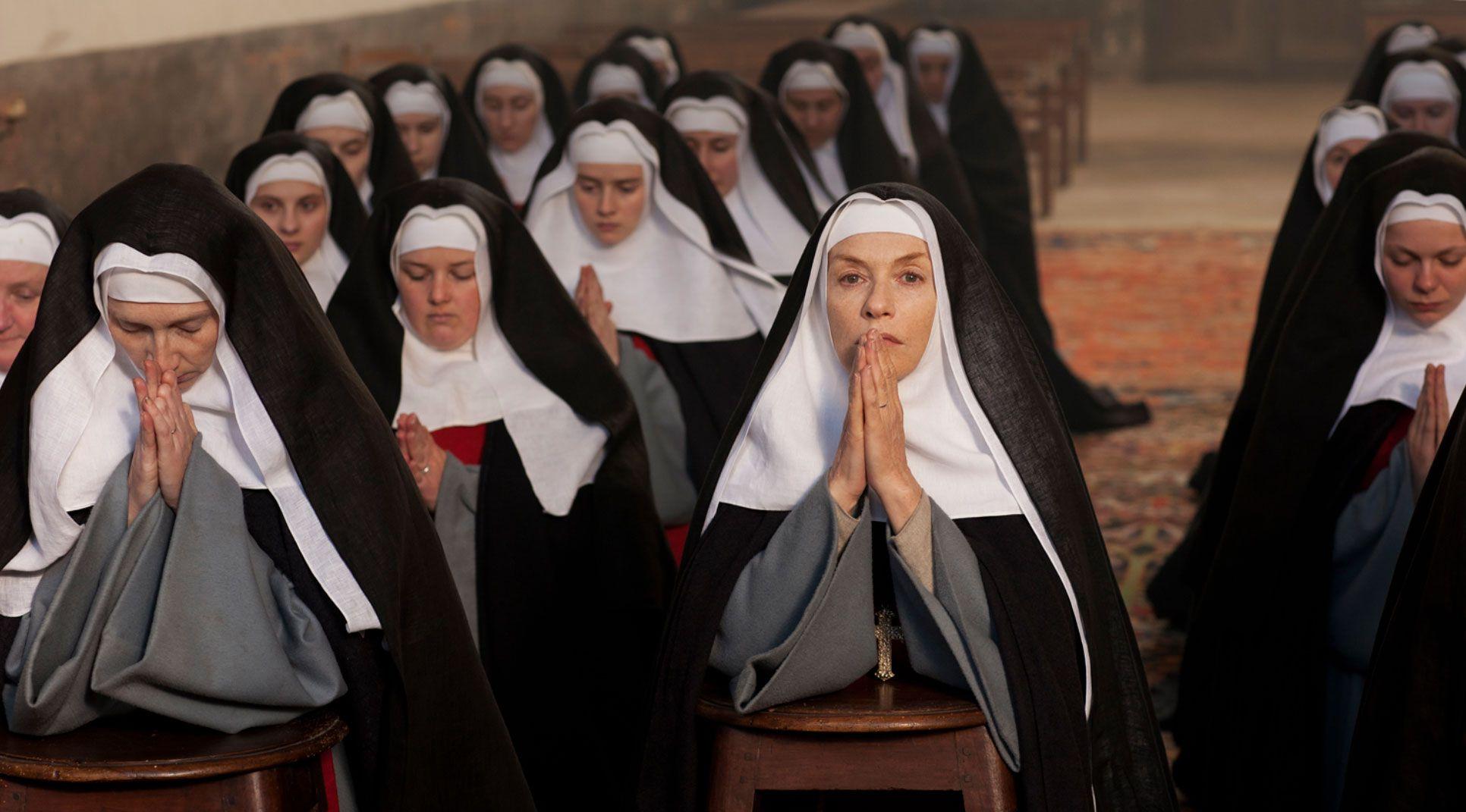 Depraved lesbian nuns photos
