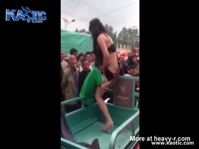 Crowded bus groping igfap