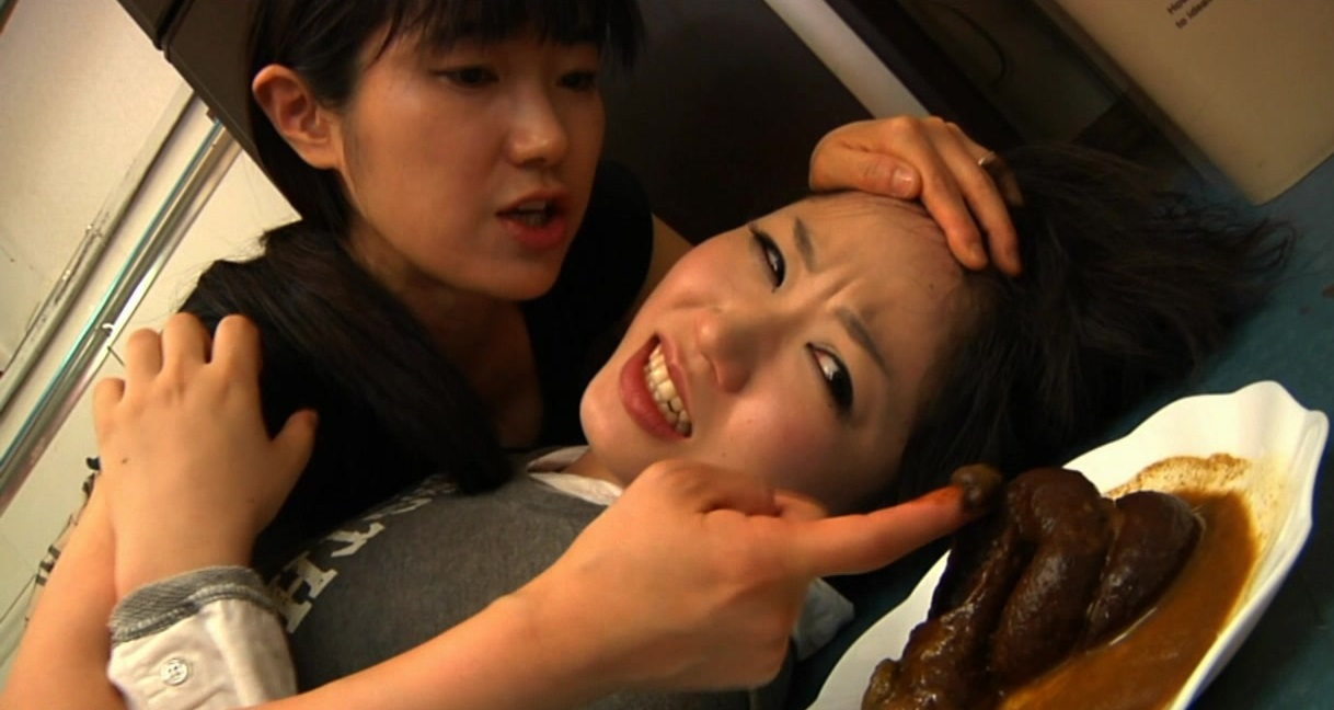 Japanese mother and daughter sex