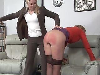 Xxx granny spanking porn