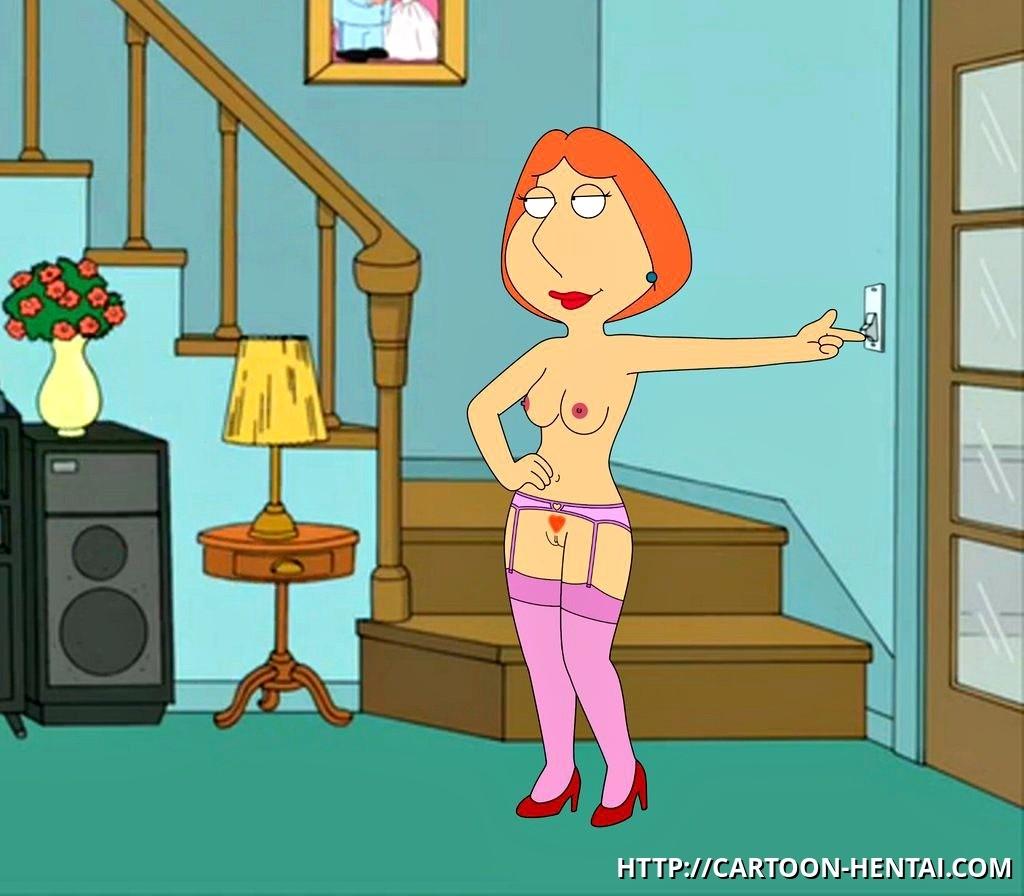 Lois griffin sex ed comic
