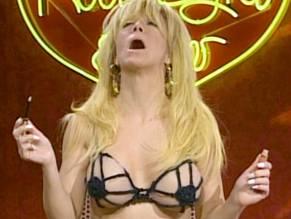 Beautiful nude brunette women abuse