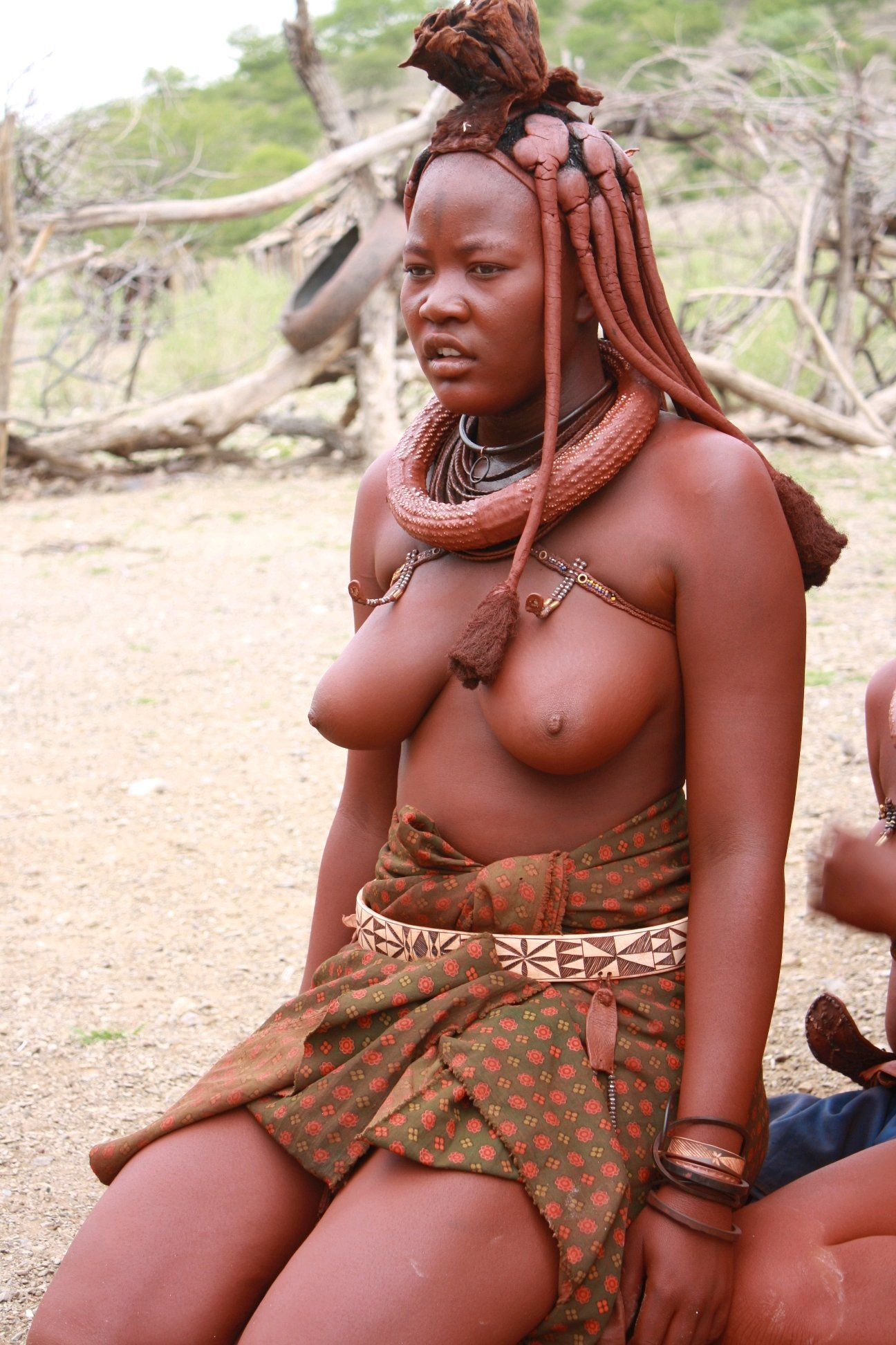Nude pictures of african women