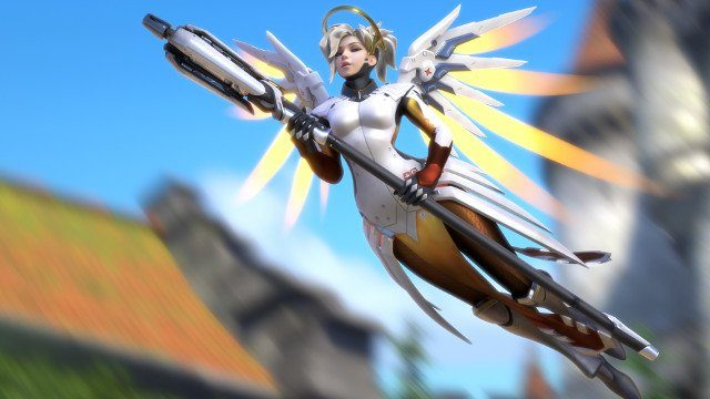 Overwatch character spotlight mercy