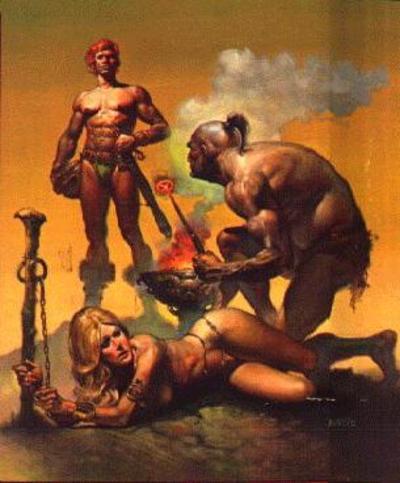 Harem slave market igfap