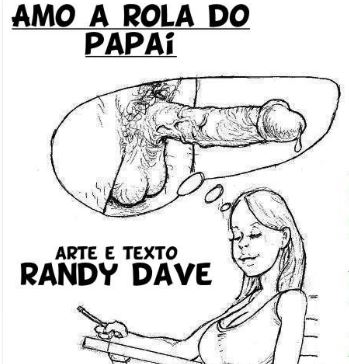 Randy dave comics artwork fertile valley igfap