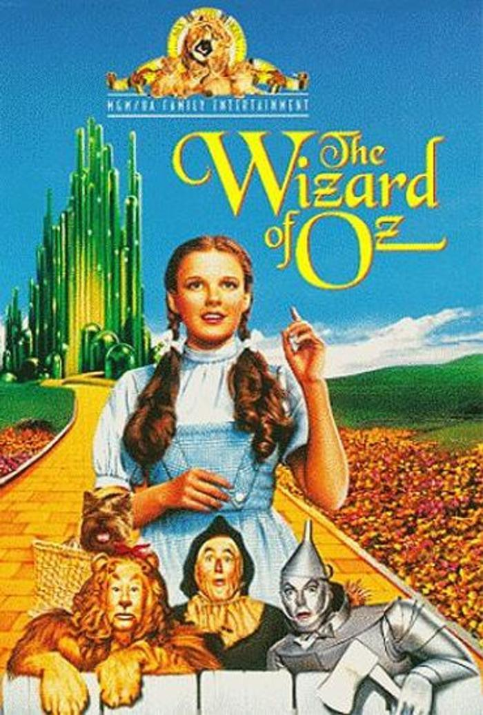 The wizard of oz full movie free