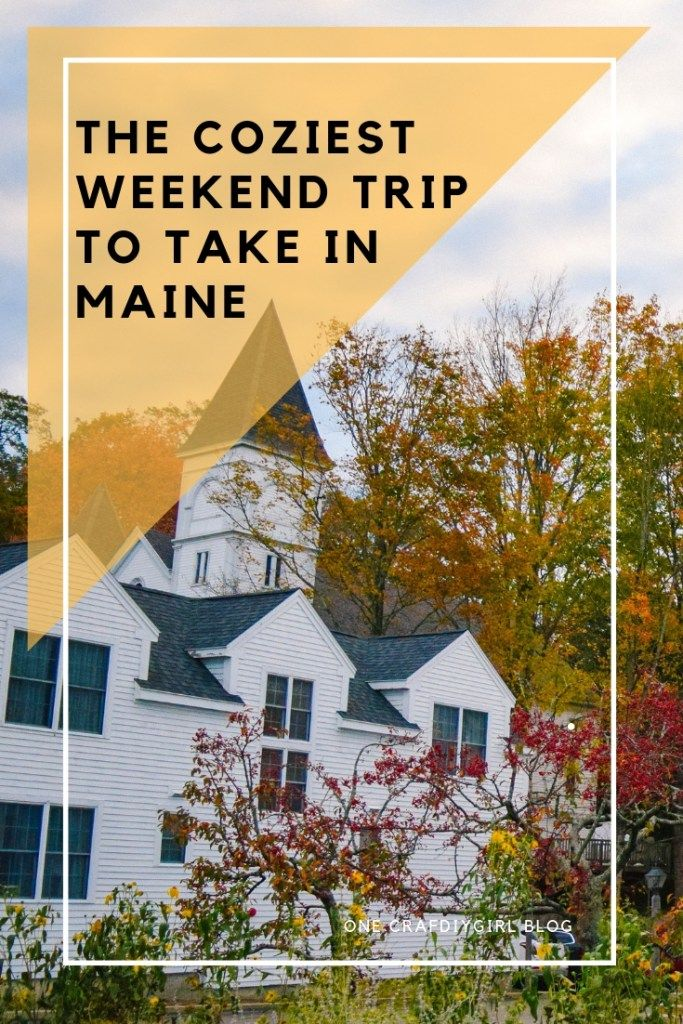 Freeport maine vacation guide