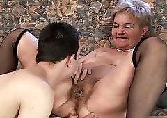 Granny sugar porn