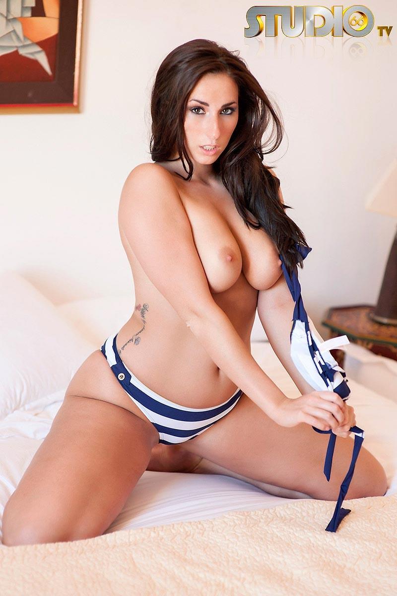 Big huge hanging tits