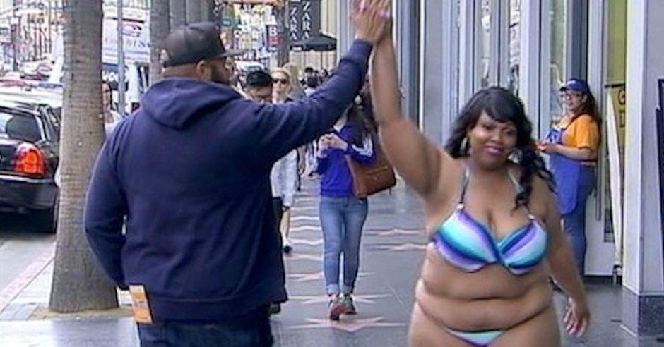 Big big black women