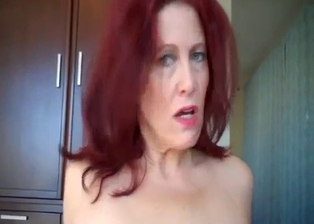 Son want fucking hard of his horny milf blonde hairy