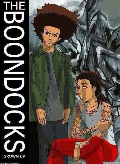 Adultswim the boondocks open sex pages