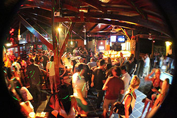 Monkey bar jaco beach