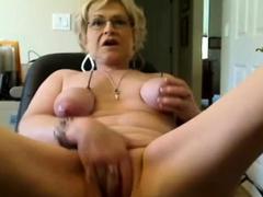 Bdsm fetish kinky granny
