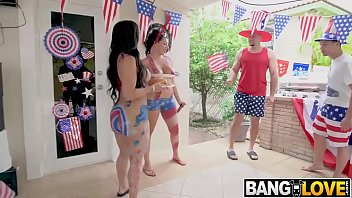 Brazzers 4th of july to remember