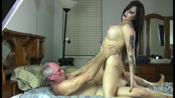 Two cum loving sluts at the trailer park