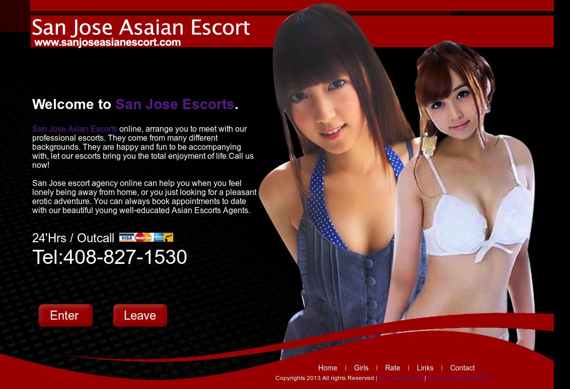 Call girls san jose