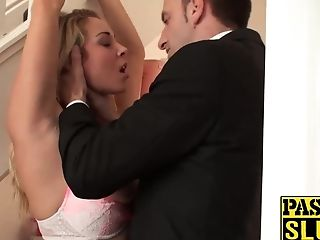 Hard anal threesome bisexual other
