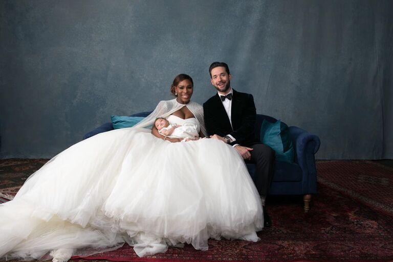 Diamond jackson wedding dress