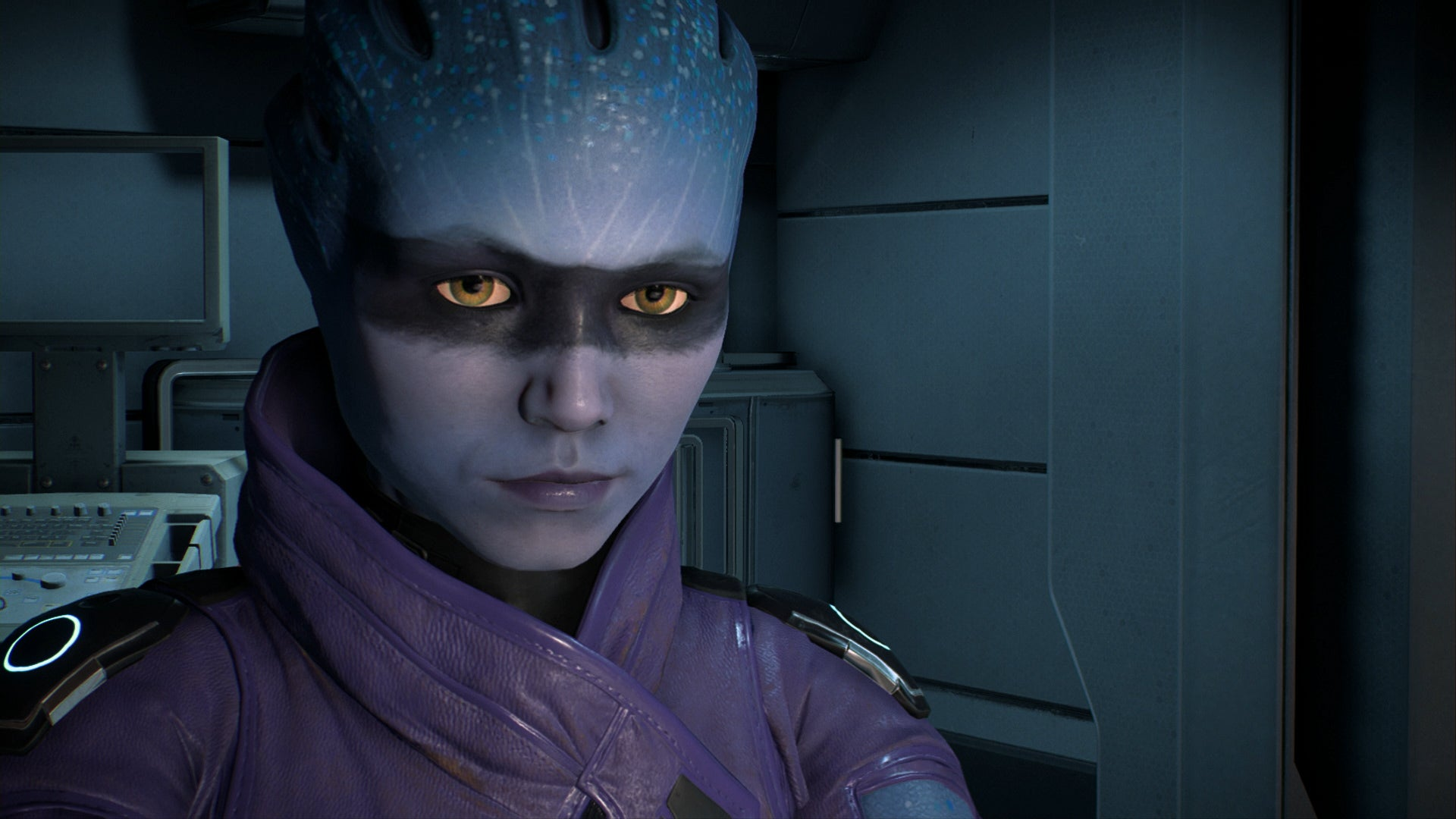 Download mass effect andromeda lexi rejects male ryder
