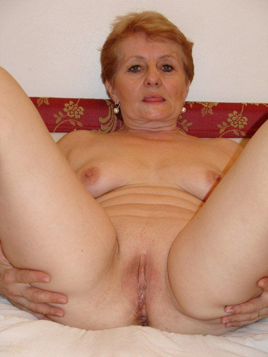 Nude ladies over 60