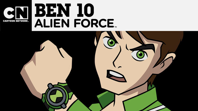 Where can i watch ben 10 alien force