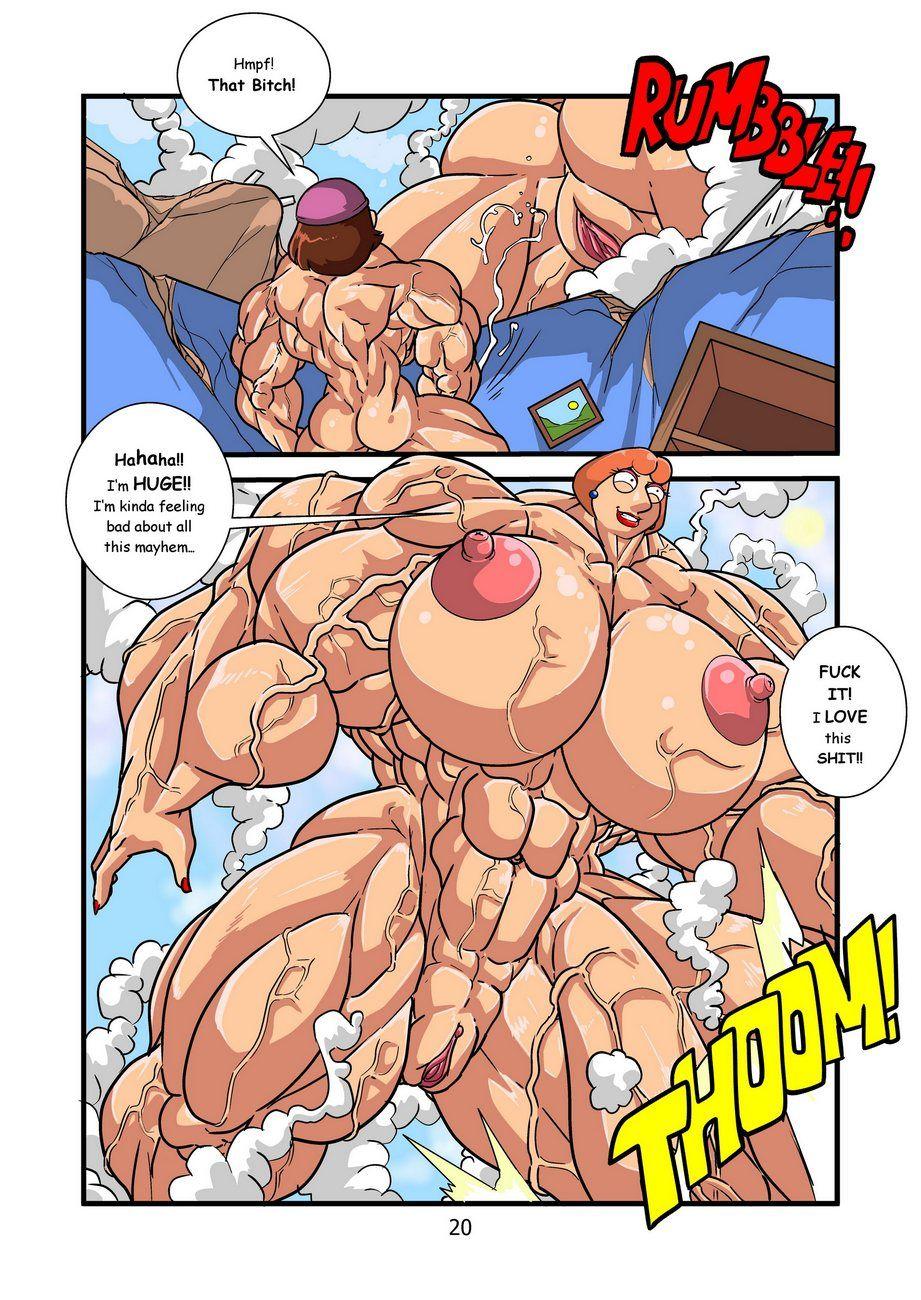 Fanatixxx muscle madness free porn comics