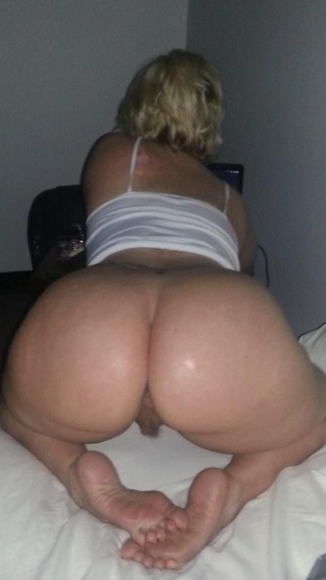 Fat white ass porn