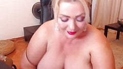Huge and heavy tits