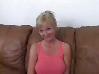 He is lured into sex chubby mother in law