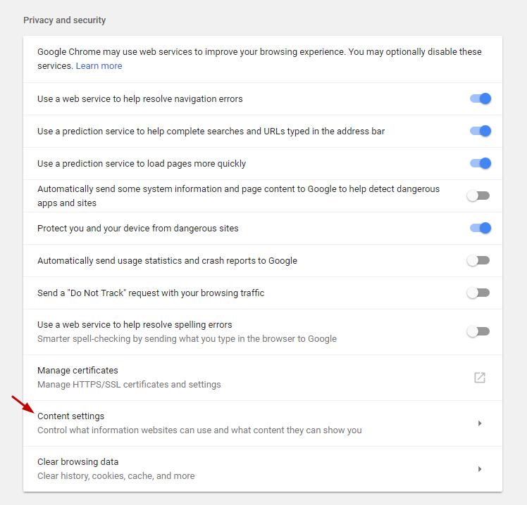 How to enable flash chrome mac