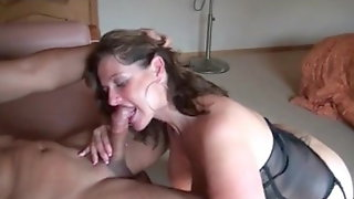Lingerie amateur mature real porn homemade mature