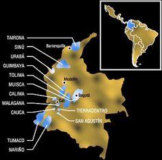 Los primeros pobladores principales familias indígenas