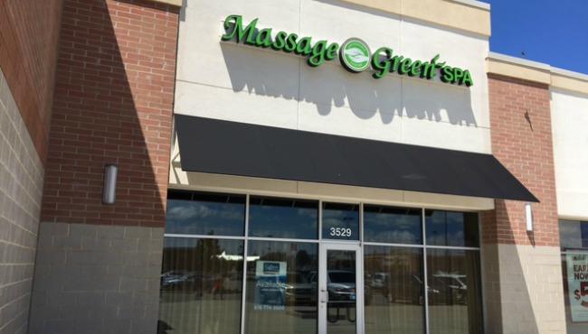 Massage parlor report san diego