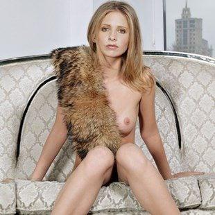 Naked pics of sarah michelle gellar
