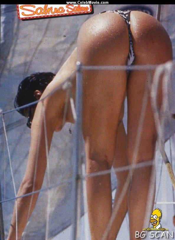 Naked sabrina salerno added gwen ariano