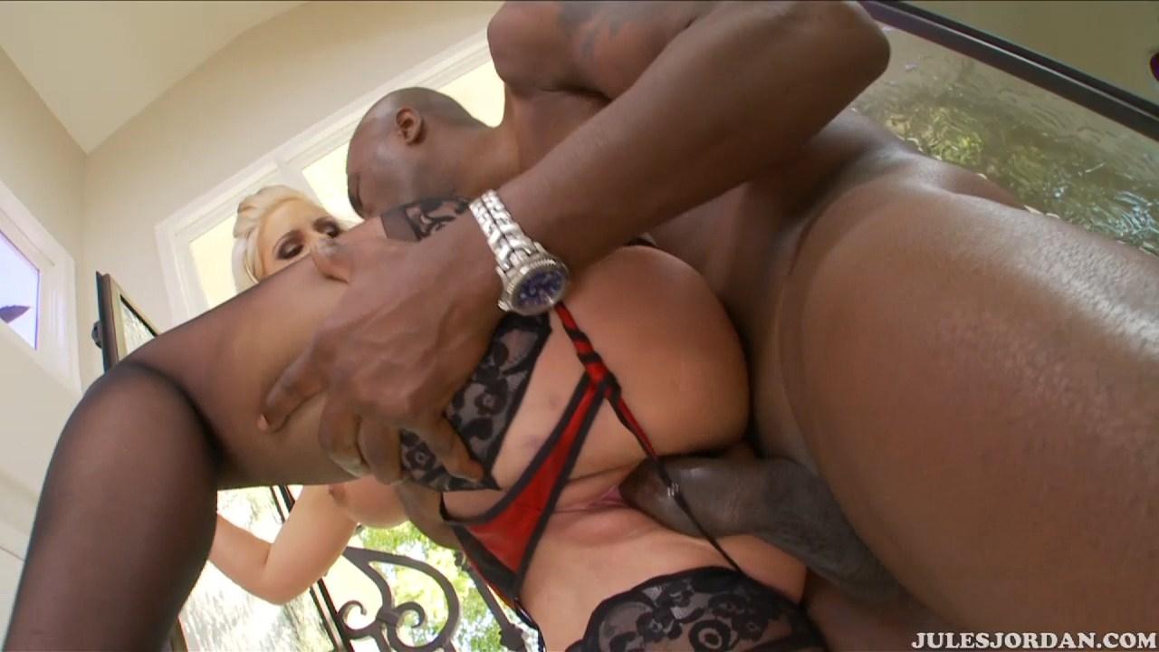 Xxx Big black gang bang big fat creampie tube porn