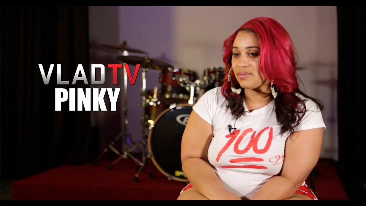 Pinky club onyx