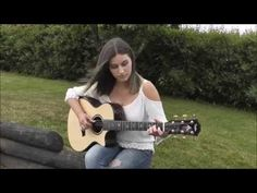 Sexy real musician babe plays guitar porn tube